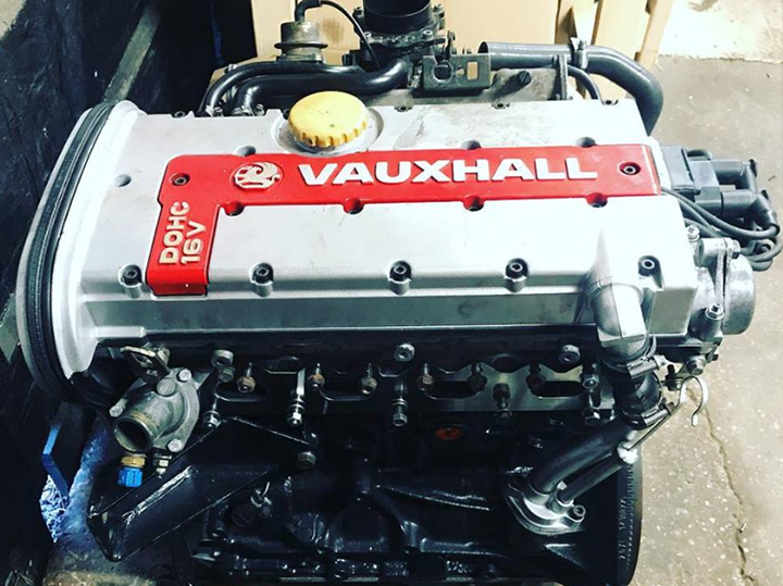 vauxhall engine